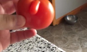 Must be a Male Tomato