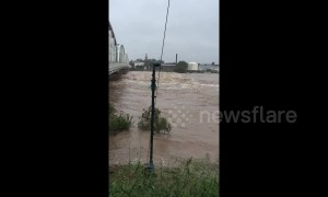 """At least three killed in """"historic"""" central Texas floods"""