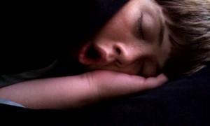 Boy's Snoring is Surprisingly Loud