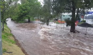 Downpour Causes Extreme Flooding in Australia