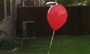 Terrifying Pennywise The Clown Halloween Decoration