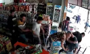 Shop owner stops boy from urinating outside store, gets beaten by boy's 'family'