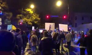 Nationwide demonstrations as protesters demand protection of Mueller investigation