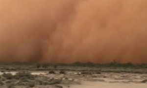 Outback Dust Storm