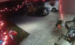 Halloween Candy Thief