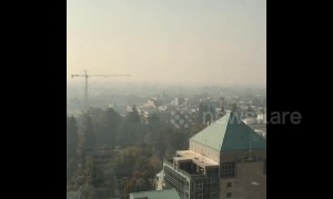 Air quality in Sacramento worsens as Camp Fire smoke blows south