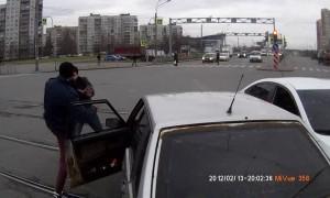 Crazy Russian Traffic