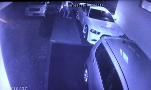 Man Stops Potential Car Burglary