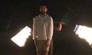 Fire Spinning Performance Fail