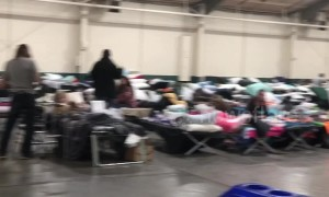 Thousands make home out of temporary evacuation centers in wake of devastating Camp Fire