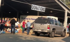 Donations pour in for victims of deadly Camp Fire