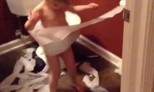 Potty Training Parenting Fail
