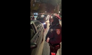 NYPD catch innocent drivers in 'ticket trap' on the eve of Thanksgiving