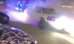 Cops Don't like Burnouts