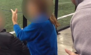 Soccer Momzilla Confronted by Annoyed Parent