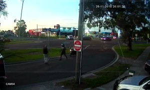 Mad Motorists with Tempers in Tullamarine