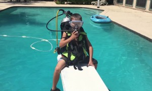 Diving Board Fails