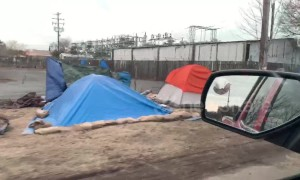 Thousands still living in tents as authorities slowly lift evacuation orders following Camp Fire