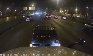 Car Suddenly Stops in Middle of Highway