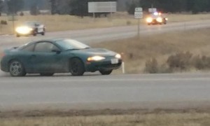 High Speed Chase in Montana