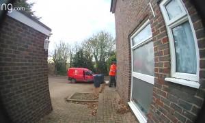 Postman Delivers Trip