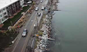 Aftermath of Birch Bay Destruction