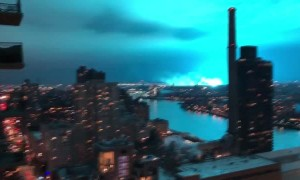 NYC Transformer Explosion Lights Up the Night