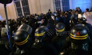 French police arrest Gilets Jaunes leader Drouet after gathering