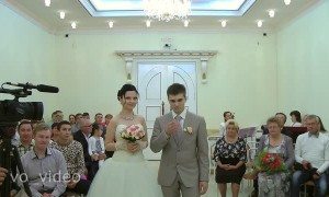 Groom Faints During Wedding Ceremony