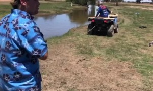Outback Waterskiing