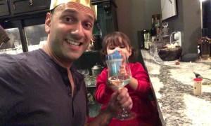 Christmas Cheers Gone Wrong