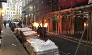 Yellow Vest protests in France hit with tear gas