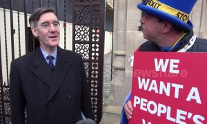 MP Jacob Rees-Mogg says May's plan 'does not deliver on Brexit'