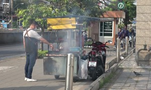 Pollution in Bangkok reaches debilitating levels
