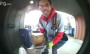 Mailman Means to Thwart Package Thieves