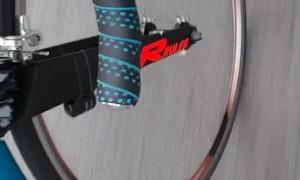 Speedy Cyclist Hits 100 KPH
