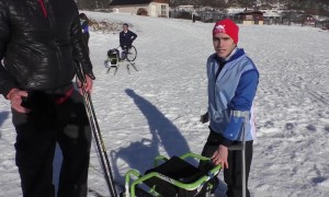 No obstacles! Argentinian man with disabilities dreams of Paralympics