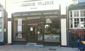 Patisserie Valerie in Salisbury closed as chain goes into administration