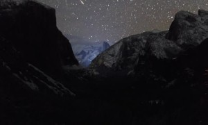 Breathtaking Yosemite Sky Time-Lapse