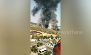 2 dead after Mirage 2000 jet crashes in India