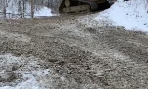 Bulldozer Drifting