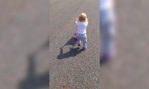 Cutest Kids in Strollers