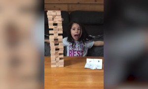 Epic Jenga Fails
