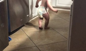 Adorable Dance Routine