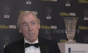 FILE: England's World Cup winning goalkeeper Gordon Banks dies aged 81