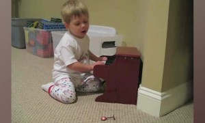 Kid Instrument Fails