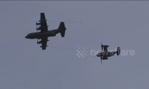 Sheffield Fly Past commemorates 75th anniversary of 'Mi Amigo' US bomber crash