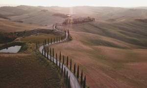 Gorgeous View of Tuscany