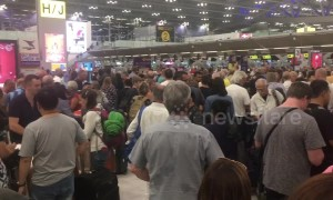 India-Pakistan conflict leaves thousands of passengers stranded at Thai airport
