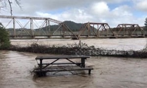 Towns cut off, evacuation instructions in NorCal as Russian River floods